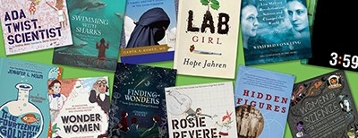 12 STEM books for girls