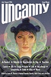 Cover of July/August 2016 issue of Uncanny