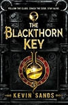 Cover of The Blackthorn Key, by Kevin Sands