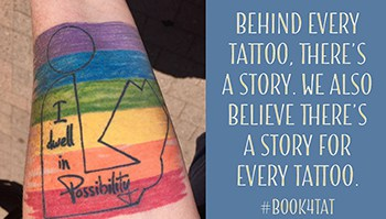 Behind every tattoo, there's a story. We also believe there's a story for every tattoo.