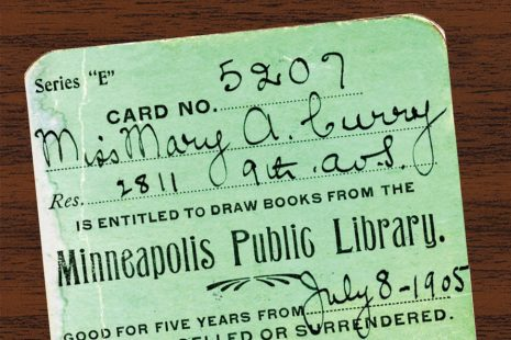 By the Numbers: Library Cards