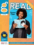 ALA Graphics fall catalog, with Daveed Diggs poster on the cover