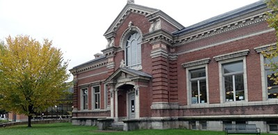 Fletcher Free Library, Burlington, Vermont
