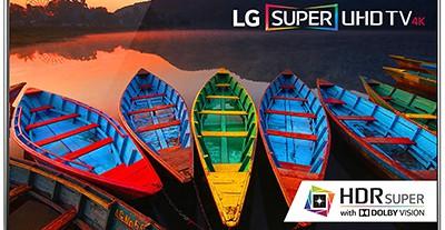 LG Electronics 55UH8500 55-Inch 4K Ultra HD Smart LED TV