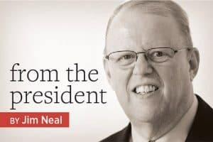 ALA President Jim Neal