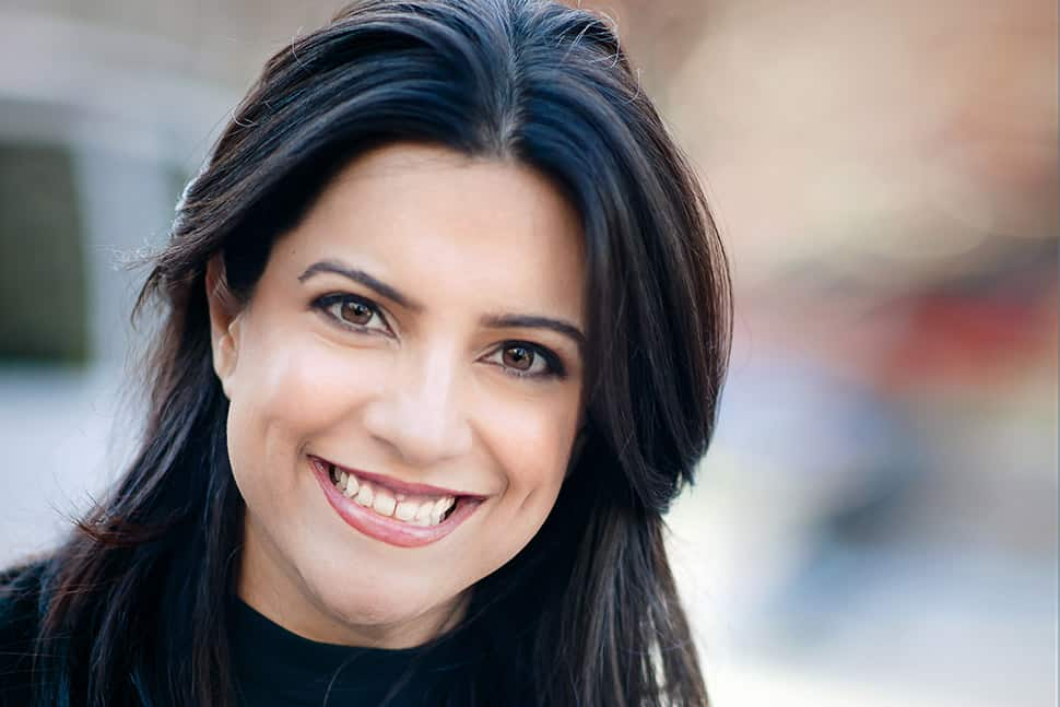 Reshma Saujani.Photo: Adrian Kinloch