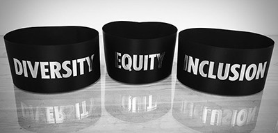 Diversity, Equity, Inclusion armbands
