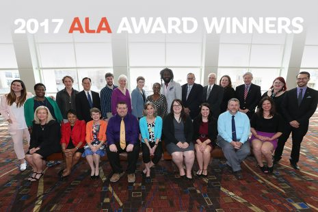 2017 ALA Award Winners