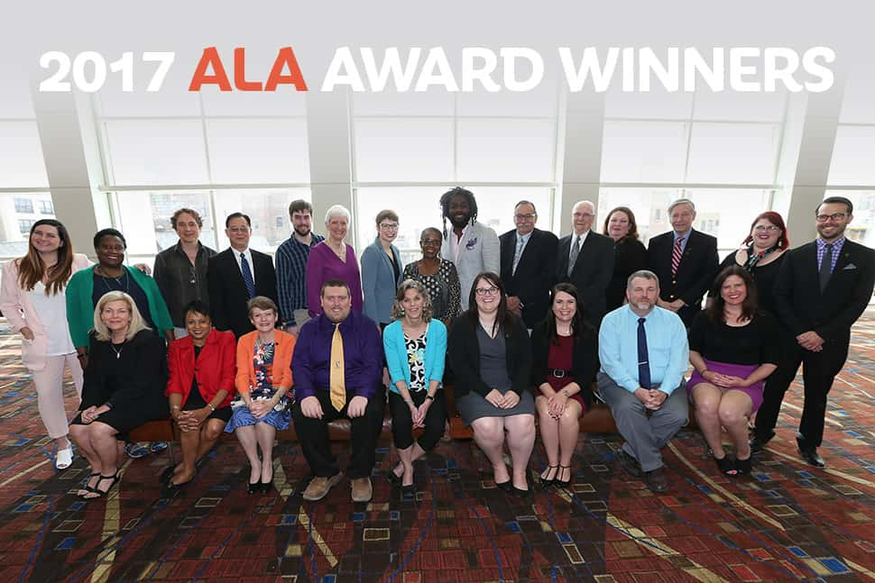 2017 ALA Award Winners