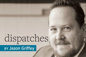 Dispatches, by Jason Griffey