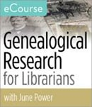 Genealogical research for librarians