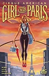 Cover of Girl Over Paris, by Gwenda Bond and Kate Leth, with art by Ming Doyle