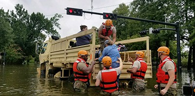 National Guard rescue efforts