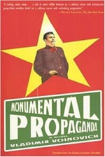 Cover of <em>Monumental Propaganda</em> by Vladimir Voinovich