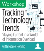 Tracking Technology Trends with Nicole Hennig