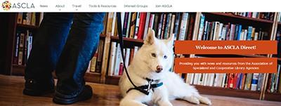 New ASCLA website