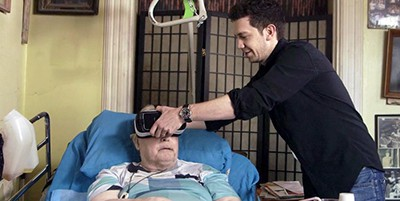 Bett>r with Age is a series of VR films created to improve the quality of life of seniors and people with limited mobility