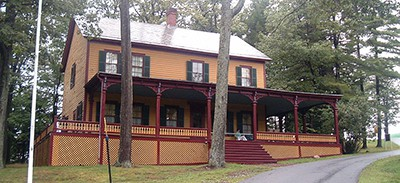 Grant Cottage State Historic Site