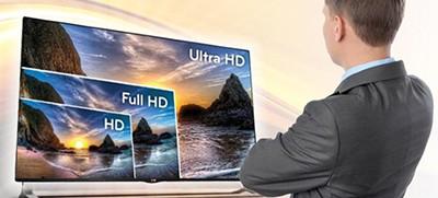 Types of HDTV
