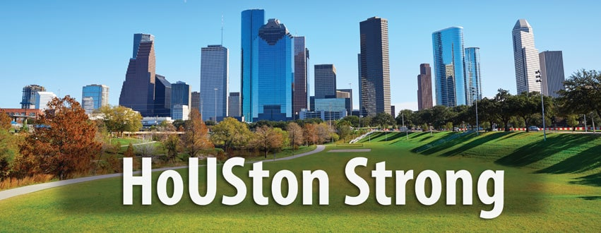 HoUSton Strong image from Houston Public Library