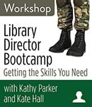 Library Director Bootcamp
