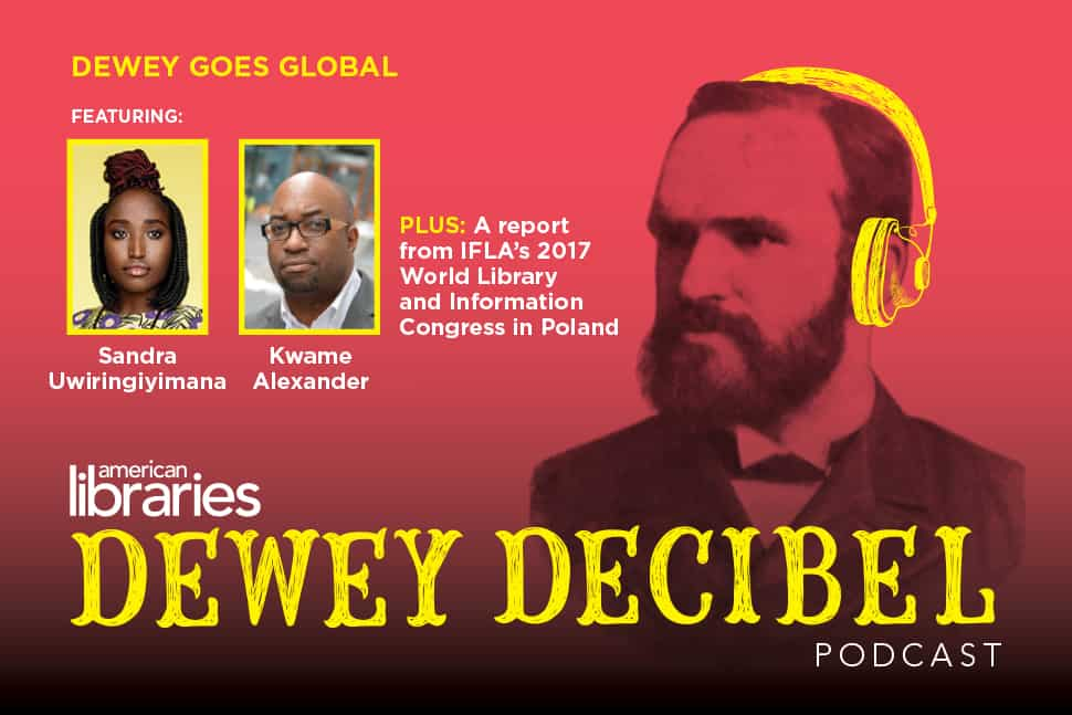 Dewey Decibel Episode 18: Dewey Goes Global