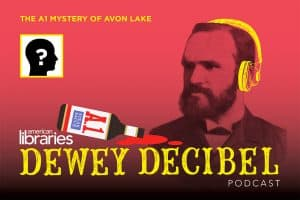 "Dewey Decibel podcast presents its Halloween episode, ""The A1 Mystery of Avon Lake."""