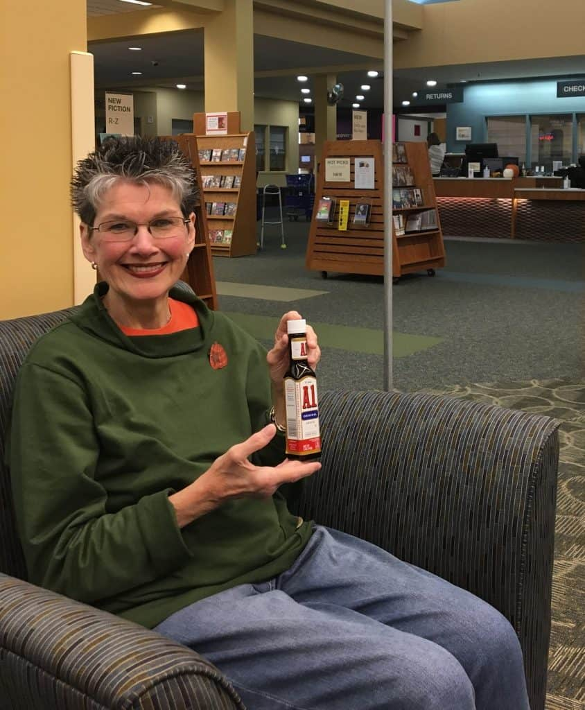 Mary Crehore served as director of Avon Lake Public Library when much of the game was afoot. Crehore retired in June after being with the library for 15 years. Photo: Courtesy of Avon Lake Public Library