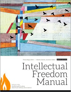 OIF's Intellectual Freedom Manual