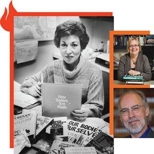 OIF directors Judith Krug (left), Barbara Jones, and James LaRue.