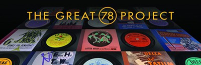 The Great 78 Project