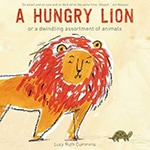 Cover of A Hungry Lion, or, A Dwindling Assortment of Animals, by Lucy Ruth Cummin