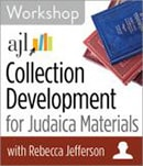 Collection development for Judaica materials