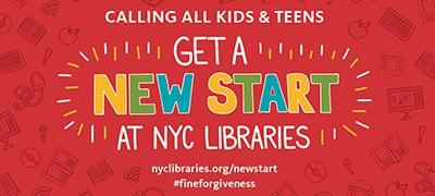 NYPL's New Start program