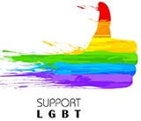 Support LGBT