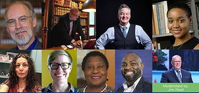 Panelists at the 2016 ALA President's Program