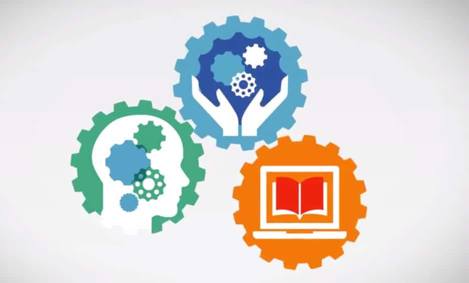 Screenshot from a video introducing the new AASL Standards.