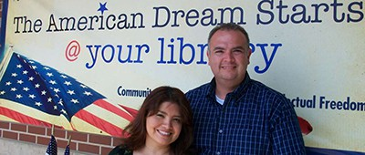 The American Dream starts @ your library