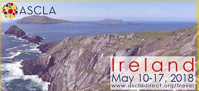 ASCLA tour of Ireland