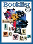 November 1 issue of Booklist