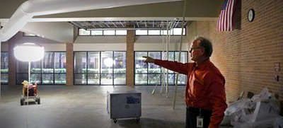 Two damaged branches of the Houston Public Library System were awarded TLA Disaster Relief Grants