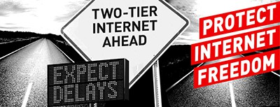 Two-tier internet ahead