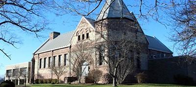 James Prendergast Library, Jamestown, New York