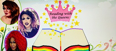 Reading with the Queens