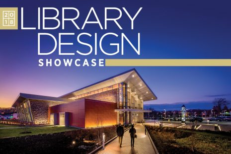 Show Us Your Beautiful New Library