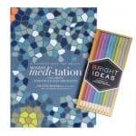 Modern Meditation coloring book