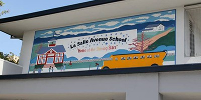 La Salle Avenue Elementary SChool in Los Angeles was one of the schools named in the lawsuit