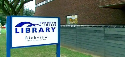 Richview branch of the Toronto Public Library