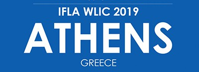 IFLA WLIC 2019 in Athens