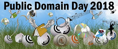 Public Domain Day 2018